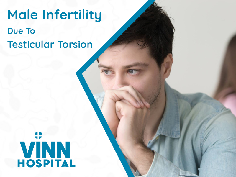 Male Infertility Due To Testicular Torsion