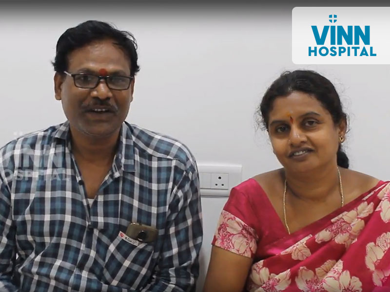 Vinn Hospital cures all kinds of women's health problem