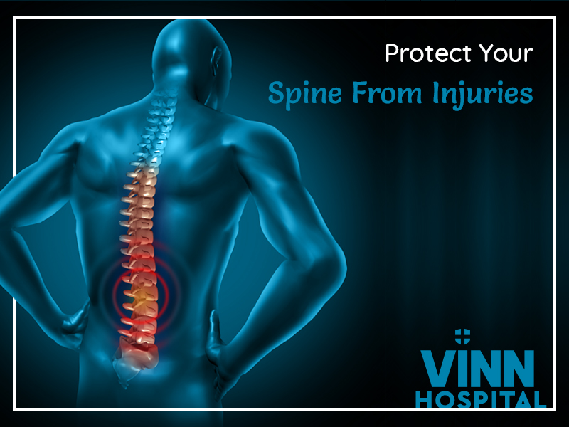 Protect Your Spine From Injuries